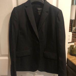 NWOT J. Crew black blazer